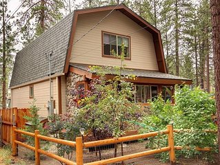 Perfect  Ski, Hike, Bike, LOCATION! Your PERFECT cabin. DOGS WELCOME!
