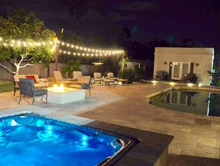 Dreamy Arizona Retreat with Spa, Pool & Putting Green