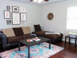 COMFY AND CONVENIENT LOCATION ATLANTA  HOUSE