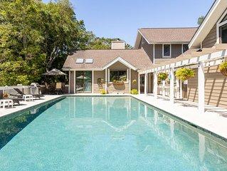 Kiawah Island Home w/ Pool - 4 BR/3Bath