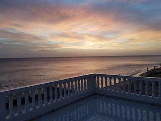Ocean Beach Front Property in Stella Rincon Puerto Rico