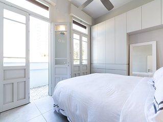 Neve Tzedek - Boutique 2 Bed & Balcony Apartment