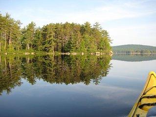 Maine Cabin -- Donnells Pond, Franklin, ME