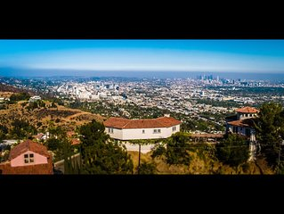 Best View In LA! On The Very Top Of The Hollywood Hills.
