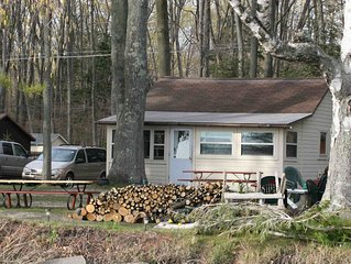 Affordable Family Fun on the Platte Lakes Van Hammen Cottage #2