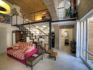 Charming apartment in the Historic Center of Siena