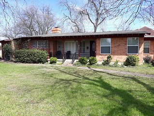 Great Location! Updated, charming 3/2 waiting for you!!