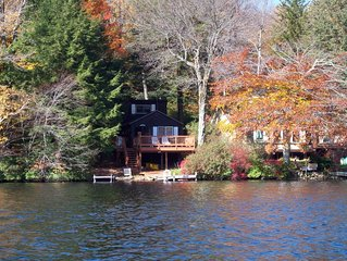 Lakefront Cottage In The Berkshires In Western Massachusetts