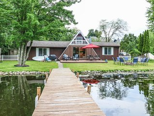 Beasley Lake Cottage, Waupaca Chain O'Lakes