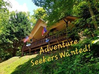 Adventure Seekers Wanted !!  �Explore �Relax �Unwind  Make Memories... ❤