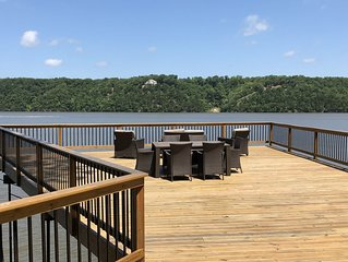 One Of A Kind Deck! Check out this view!