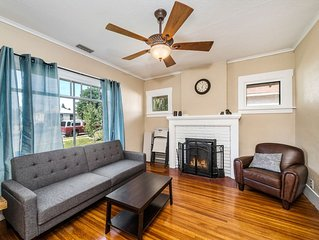 Cozy House, 7 min to downtown!!