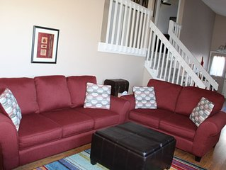 Clean & Cozy front range home