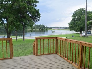 Waterfront Vacation home - Heart of Lake Conroe, close in to all the action!