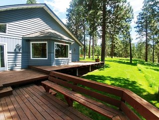 Finley Point Home at Flathead Lake! New vacation home listing for 2019!!
