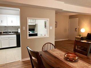 Cozy apartment on Meridian Kessler area