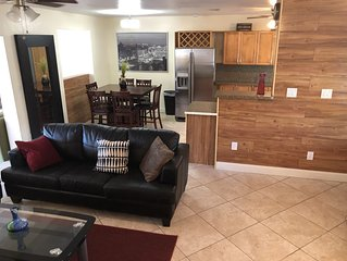 Parker's Place Miami/Sleeps 16 - Close to Cruise Port & all Hot spots