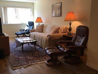 Urban Oasis Junior: beautiful 1 bedroom apartment