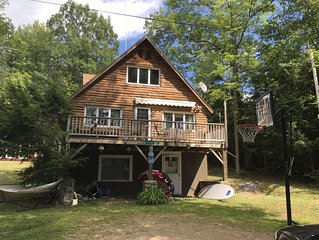 4 bdrm, 2 bath, cozy Cabin with Long Lake access in Harrison, Maine