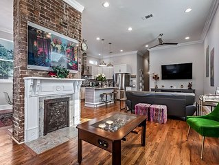 One of New Orleans' BEST Safe and Sanitized AirBnBs! Chill at Andersonville...