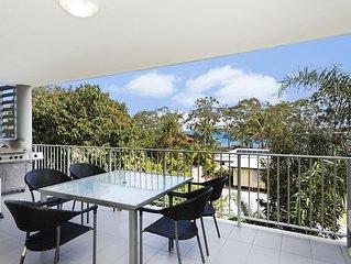 Keiths' sister unit, 2nd most popular unit on Bribie Island, near Brisbane.