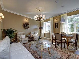 German18-3A Luxury Vilnius apartment