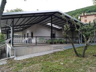 CASA PANFILI a SEMONTE di Gubbio