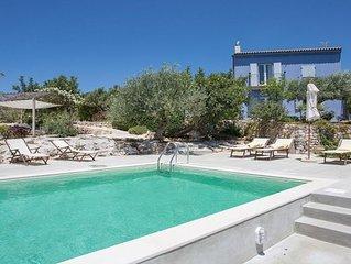 Villa Baglio Blu with Private Pool