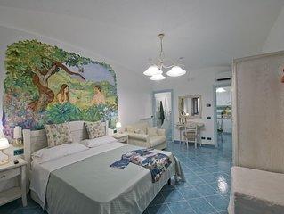 Appartamento 'Mela Verde' a Furore in Costiera Amalfitana