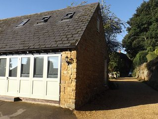 Shotteswell, self contained, fully equipped retreat.