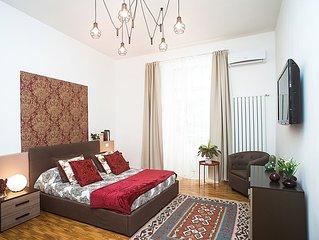Appartamento Nuovo, Napoli Centro Antico Arredato con gusto, Vicino a tutto.