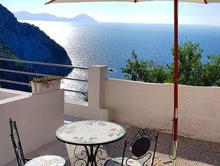 Casa ''Mery'' vista mare a Ponza -