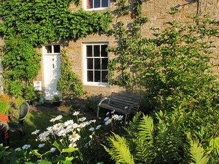 Victorian stone terraced cottage 4 ****English Tourist Board