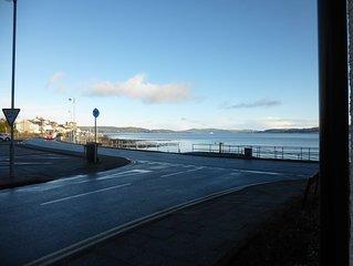 Luxury Seaward Stunning  Sea Views on Promenade Secure Parking Near Town
