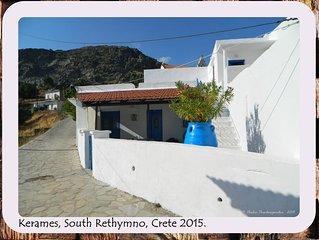 Papa Pavlo's Traditional Home - South Crete