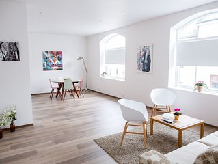 Two-Bedroom apartment with parking incl.