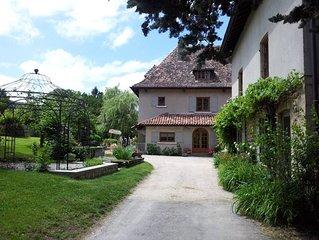 Chambre d'hôtes dans maison de caractère Lac de Paladru