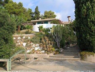 Grande Villa esclusiva anni '60 nel comprensorio privato di Capo d'Arco all'Elba