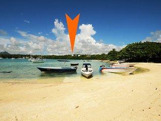 The Roucas 2 pied dans l'eau,  ile aux cerf a 15 min,  wifi gratuit, piscine