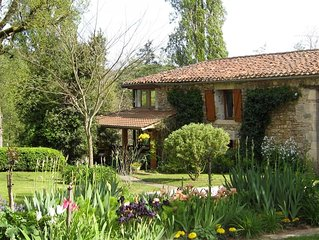 Luxury Gite in Beautifull Countryside with Fantastic Riverside Views