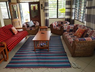 Spacious 3 bed rooms apartment fully furnished