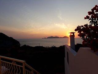 Monolocale ''Il tramonto'' a Ponza - **********