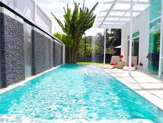 Superbe villa tropicale sur Kamala!