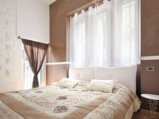 appartamento elegante con giardino e posto auto incluso, zona residenziale