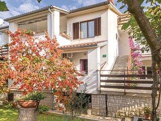 Pula  : Appartement charmant dans un quartier tranquille - 3 pièces (2/5 pers.)