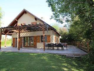 Superb, Cyclist Friendly Modern House In the Heart of Bourg d'Oisans