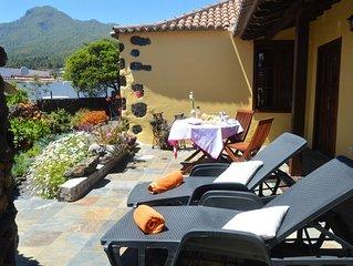 Casa Ismail junto al Parque Nacional de Taburiente, ideal para conocer la isla