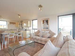 ★Luxury Penthouse apartment in Oxford City Centre - Free Parking★