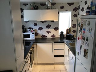 Cozy, family friendly two bedroom apartment in Reykjavik.