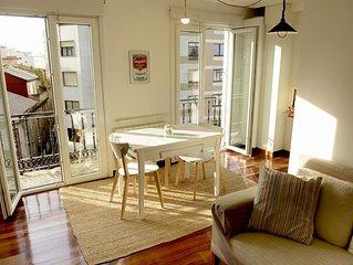 Precioso Apartamento con vistas a la ria. Centrico. Acogedor